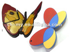 butterfly shape usb flash drive