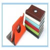 for mini ipad 360 degree pu leather smart case