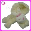 hat scarf plush animal RQ-N07