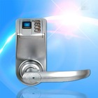 Fingerprint lock with wake-up code-DIY Model