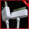 OEM data charging cable for iphone4 /ipab2