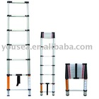 Hot selling Aluminum Telescopic Ladder with EN131