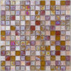 12'' glass mosaic tile,glass mosiac,mosaic,iridescent mosaic