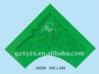 decorative gypsum/plaster/fiberglass cornice mould