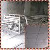 PVC film gypsum board machine