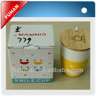 Customized cup packaging box/paper storage boxes