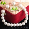 fashion jewerly pearl bracelet with crystal