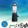4 leds Mini outdoor camping latern with compass