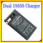 18650 Battery Charger intelligent Double Li-ion Lithium-ion Batteries Wireless with Anti-overcharge Smart Charger
