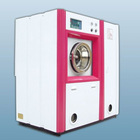 Series K-Q Full automatic dry cleaning machine (Hydrocarbon, apart system)