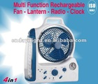 Multifunction 5in 1 Portable Fan with Light DN1618-6