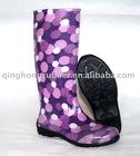 lady wellie fashion wellington boots