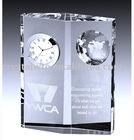 crystal desktop clock