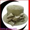 Fashion straw hat/sunny straw cap