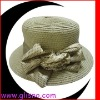 Fashion straw hat/sunny straw cap