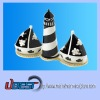 Seaside Salt & Pepper Set
