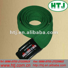 green stripe cotton waist band