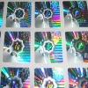 security sticker / we can customise different effect hologram stickers