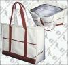 mini tote cooler bag