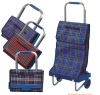 2012 newest fashion Foldable trolley shopping bag
