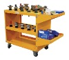 Mobile CNC cabinet CNC tool storage cabinets