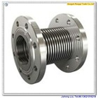 Bellow pipe joint - lowest price stailess steel flexible bellow pipe joint with flange