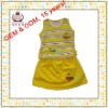 2012 Child Clothing Set for Girl