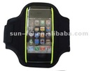 Sports Waterproof Arm Band Pouch Cover for iPhone 4