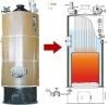Woodchip boiler