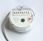 register of AMR single jet dry type water meter