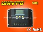solar controller 50A-12V/24V auto work