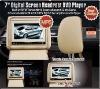 7-inch Headrest Car DVD Player FZ-1003