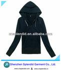 slim latest popular quality cheap women hoodies