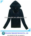 slim latest popular quality cheap women hoodies