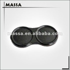 Couple lens Cap