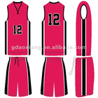 high quality custom basketball jersey design