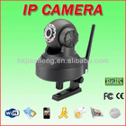 Pan tilt rotate ip camera mini camera wifi with two-way audio good chioce for home and office