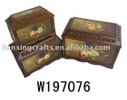 Beautiful Stamp Wooden Cases