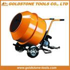 450W 0.6HP cements pan mixer cement truck mixer