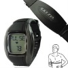 wireless heart rate monitor Sport watch+chest band