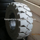 high loading solid tires for forklift 5.00-8