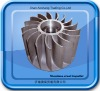 High-quality OEM Casting Stainless Steel Impeller
