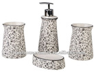 4pcs Ceramic Bathroom Sets with full desings