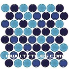 crystal glass mosaic tile Glass Mosaic