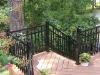 Powder coated Aluminium Fence
