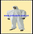 Tyvek Coverall:HXCR-05