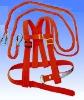 HDPE safety belt