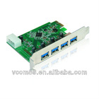 USB 3.0 PCI Card 4ports