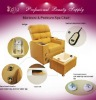Nail Salon PU Leather Manicure and Pedicure Spa Chair