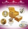 Nail Salon PU Leather Manicure and Pedicure Spa Chair